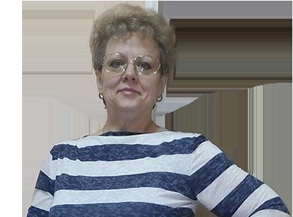Степанова Елена портрет